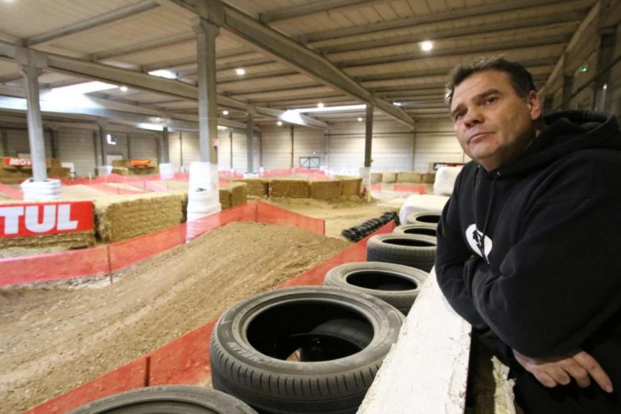 Le motocross indoor attend encore à Amiens